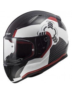CASCO LS2 FF353 RAPID GHOST