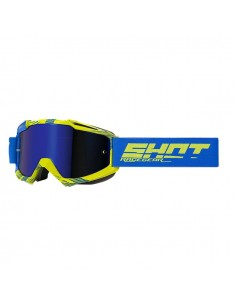 GAFAS CROSS SHOT IRIS JET