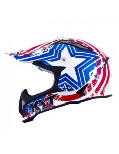 CASCO KYT STRIKE EAGLE PATRIOT