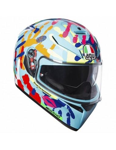 Cascos Italianos Para Motos Agv K3 Sv Bulega