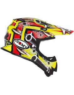 CASCO SUOMY MR JUMP BULLET...