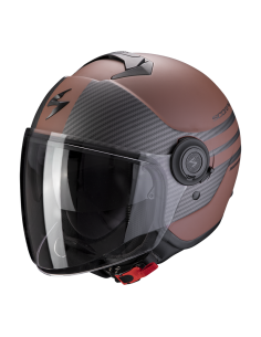 CASCO SCORPION EXO CITY MODA